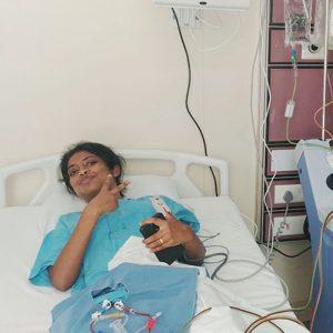Donor Ashwika