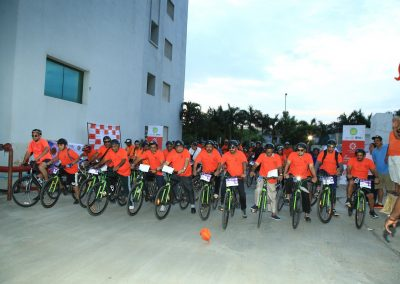 DATRI Cycle to Gift a life 2019-2