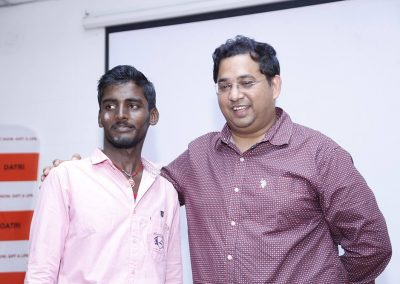 DRM Chennai 2017