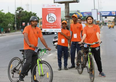 Datri Cycle to Gift a life 13