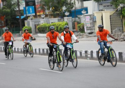 Datri Cycle to Gift a life 14