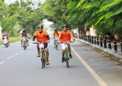 Datri Cycle to Gift a life 15