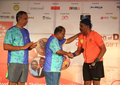 Datri Cycle to Gift a life 7
