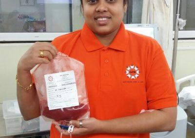 Donor Malini K.N 1