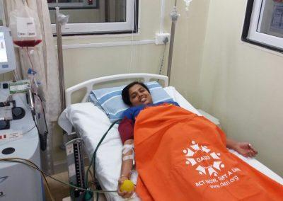 Donor Malini K.N