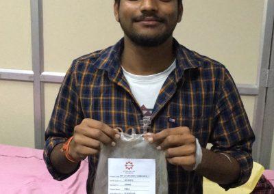 Donor Murali Bheemnath