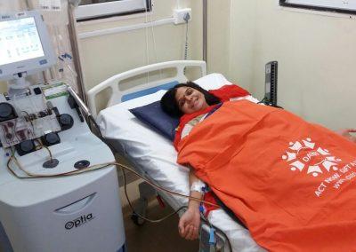Donor Yashaswini Sachin Dhumal