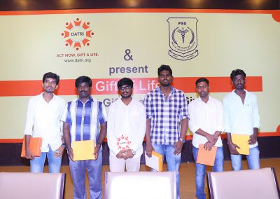 Donors Felicitation Coimbatore 2018