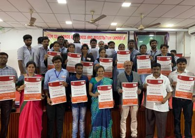 Vijaywada college drives