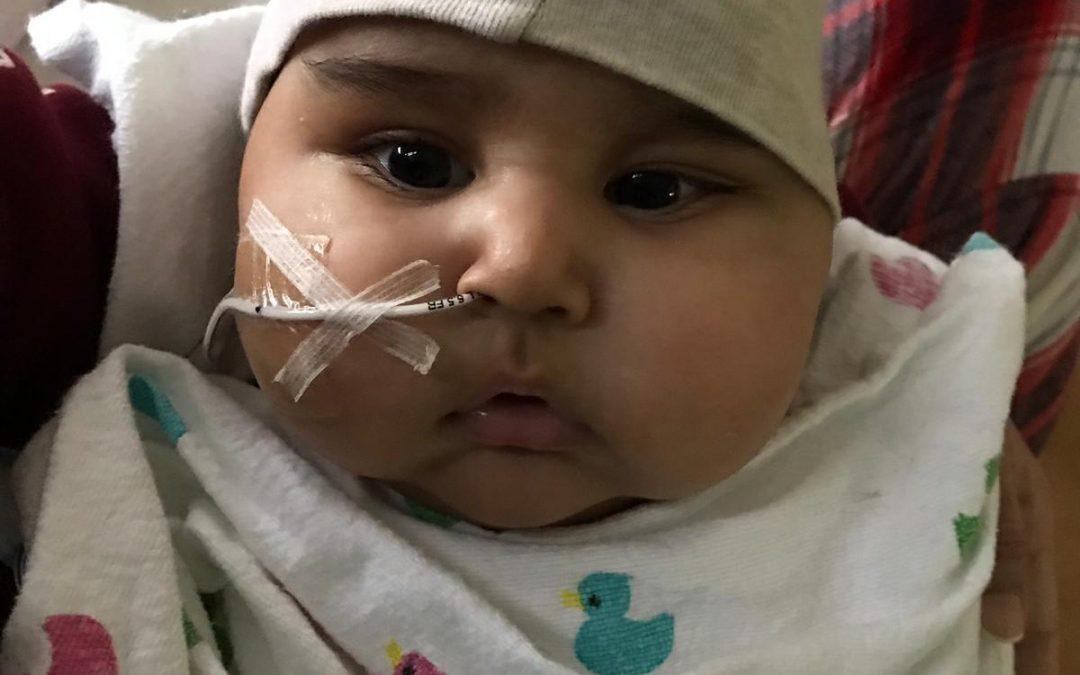 Arham Urgently Needs A Lifesaver