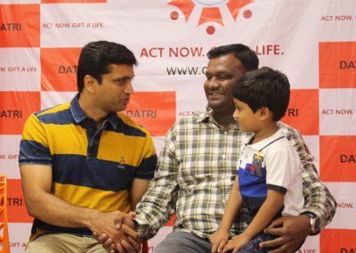 Donor and Recipient Meet, Chennai