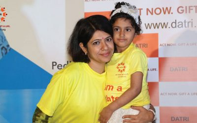Conversation with Dr.Shruti, a passionate pediatric haemato-oncologist and one of DATRI's star donors