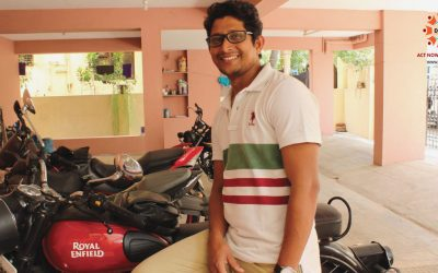 Bengaluru based Finance Manager Donated Blood Stem Cell