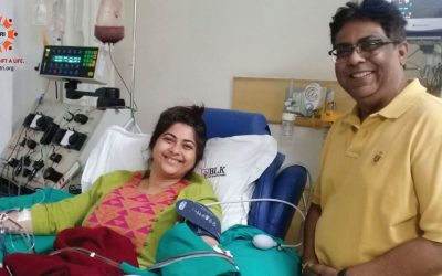 Journalist Ritika's Experience on Blood Stem Cell Donation