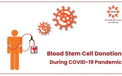 Covid and Blood Stem Cell Donations