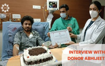 A Complete Journey of a Donor Right from Registering with DATRI to becoming a Lifesaver