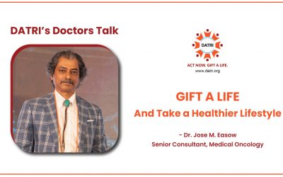 Gift a life and take a healthier lifestyle as a return gift