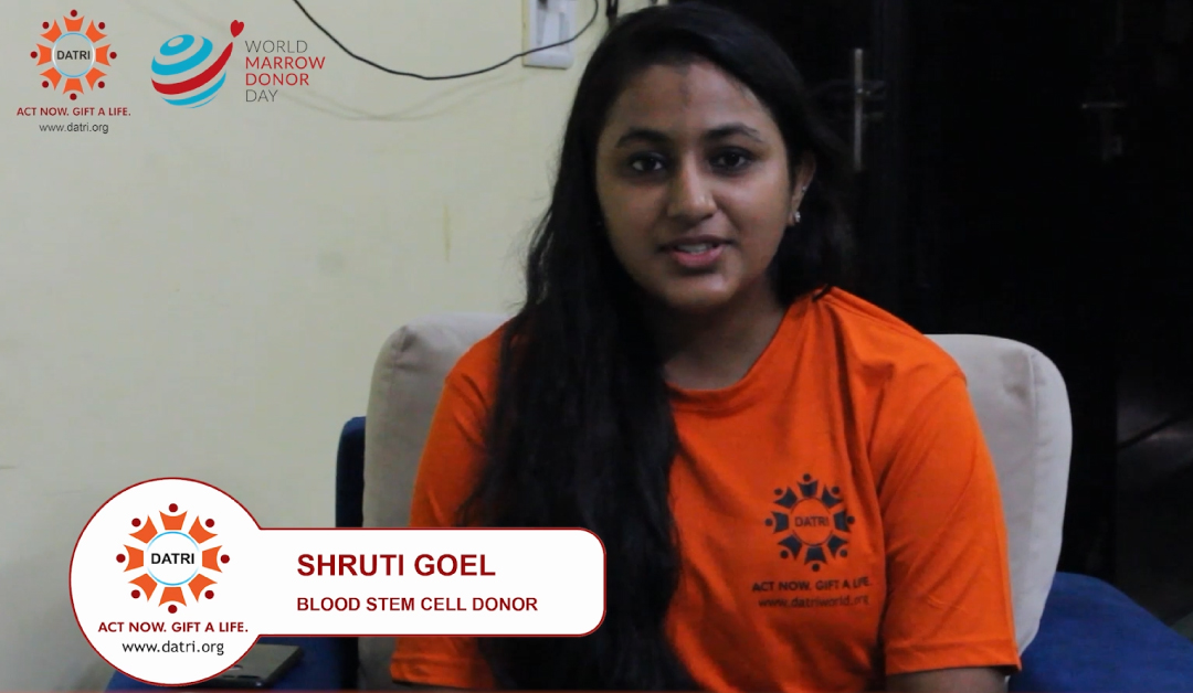 A story of a selfless lifesaver-Shruti Goel