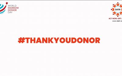 A Joy Behind Gifting a Life – DATRI Surprising Donor